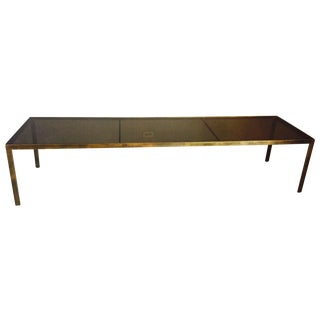 Gargantuan Vintage Coffee Table
