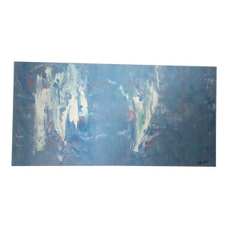 Anthony Saluto Abstract Original Painting