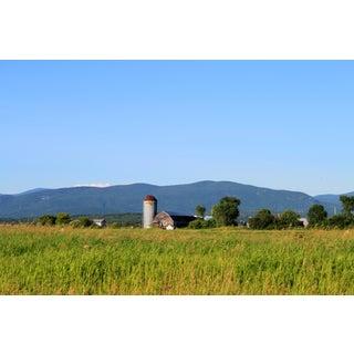 "Josh Moulton ""Barn in Cornwall, Vermont"" Giclee Print"