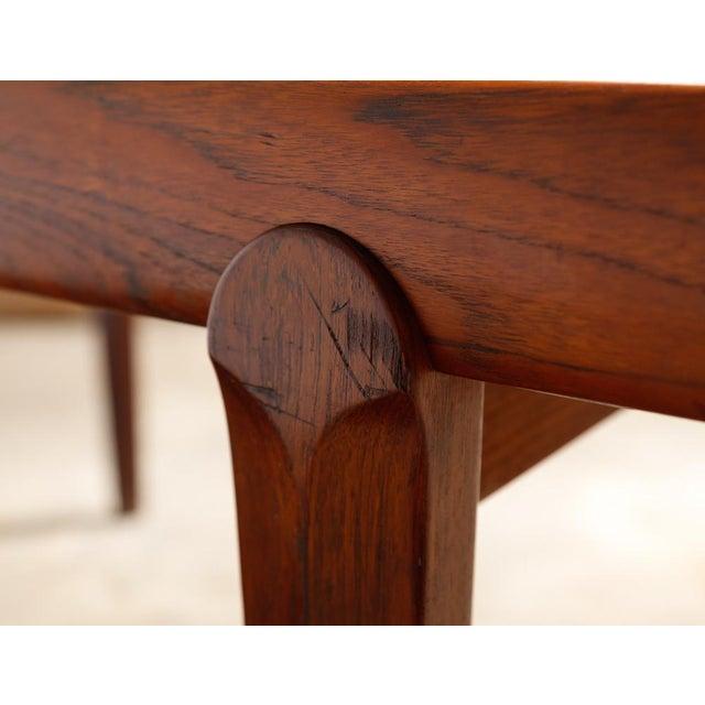 Danish Modern Dining Table - Image 8 of 11