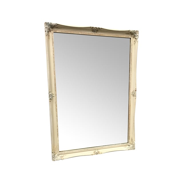 Image of Shabby Chic Square Mirror