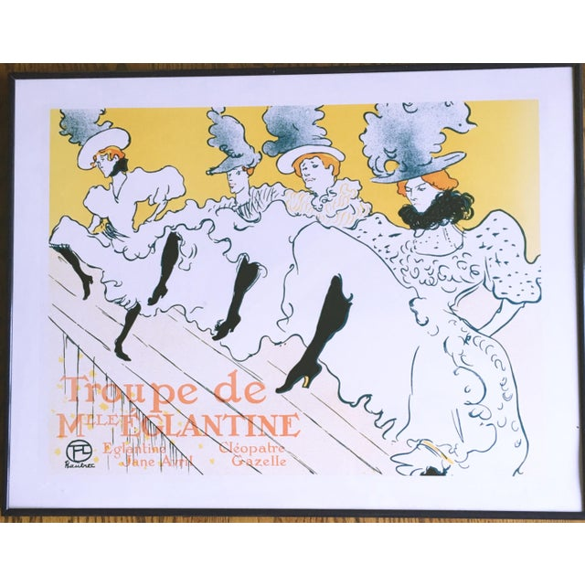Shorewood Presas Toulouse Lautrec Poster - Image 2 of 6