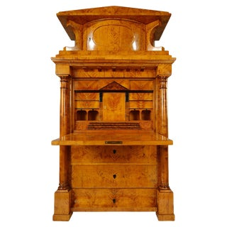 Biedermeier Secretary from Northern Germany, circa 1825
