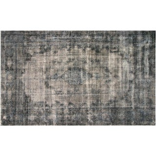 """Vintage Overdyed Persian Rug - 9'9""""x16'8"""""""