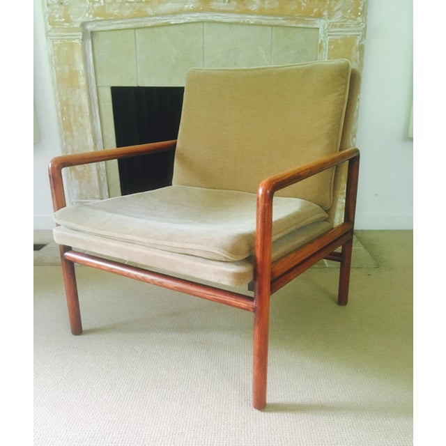 Mid Century Lounge Chairs - a Pair - Image 6 of 11