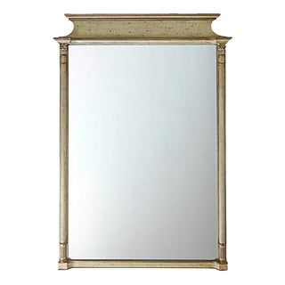 Large Regency Overmantel Mirror