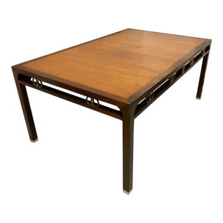 Michael Taylor for Baker Dining Table - 3 Leaves