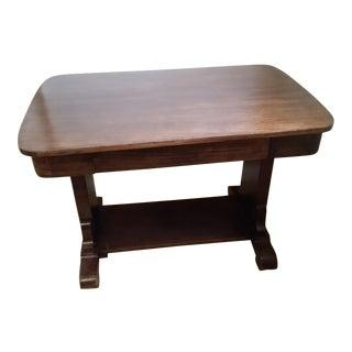 Antique Mahogany Desk / Table