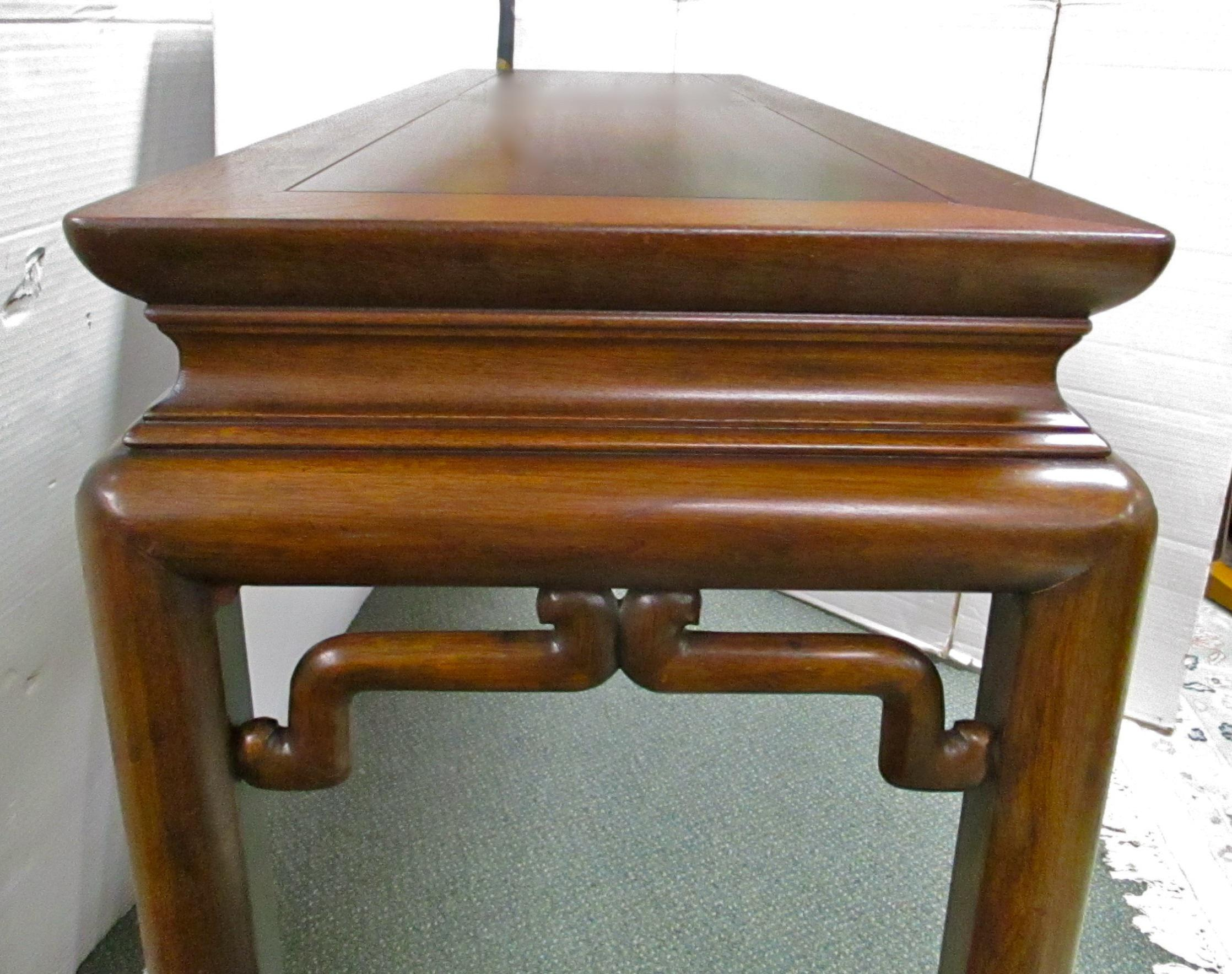 Baker Asian Style Console Table   Image 5 Of 6