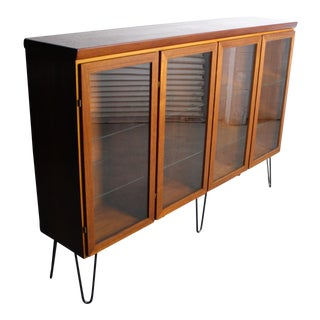 Skovby Danish Modern Display Case