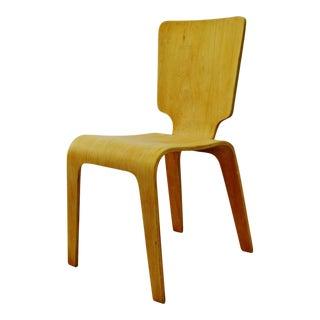 Vintage Thaden Jordan Birch Bentwood Chair
