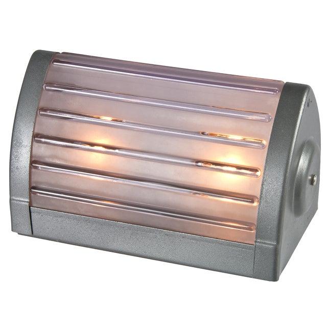 Image of Vintage Refurbished Art Deco Table Lamp