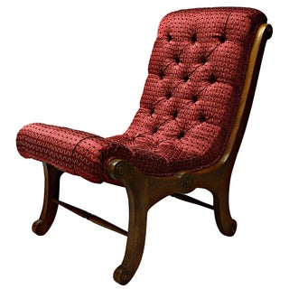 Japanese Accent Chair