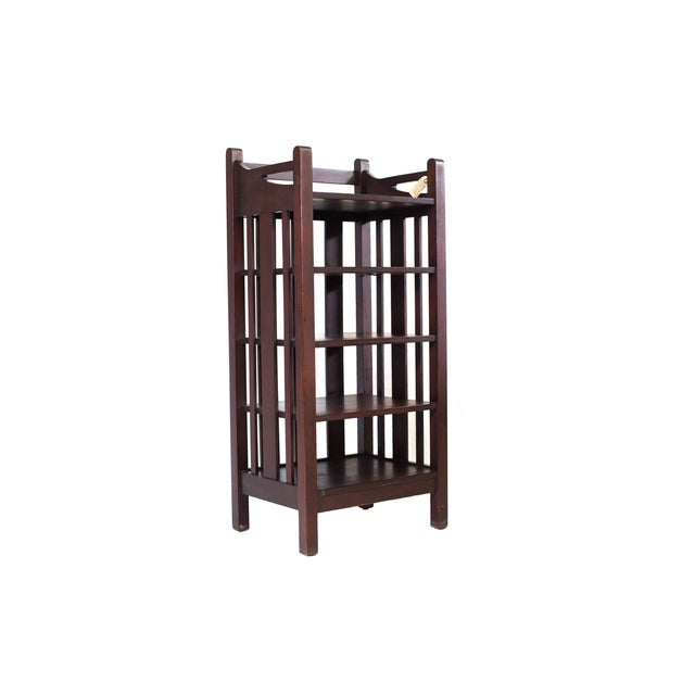 Stickley Brothers Magazine Stand - Image 3 of 5
