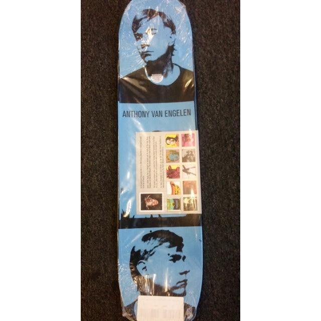 Image of Andy Warhol Skate Deck