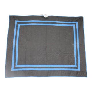 Holmes County Ohio Amish Plain Quilt