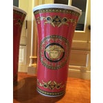 Image of Porcelain Versace Vase