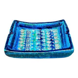 Bitossi for Rosenthal Netter Rimini Blue Ashtray
