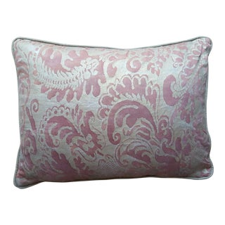 Fortuny Damask Pillow
