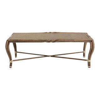 New Rustic Twist Coffee Table