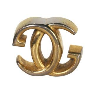 Gucci Brass Paperweight