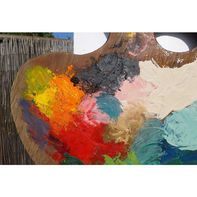 Extra Large Artist Palette - Image 5 of 9