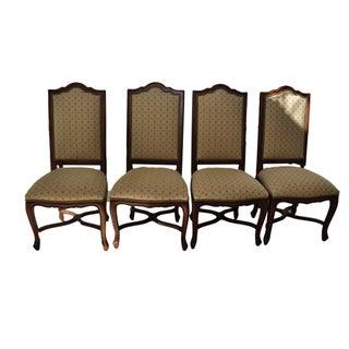 Ethan Allen Centennial Wood Side Chairs - Set of 4