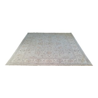 Peshawar Hand Knotted Rug - 7′10″ × 9′11″