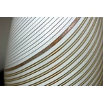 Image of Dino Martens Striped Murano Lamps