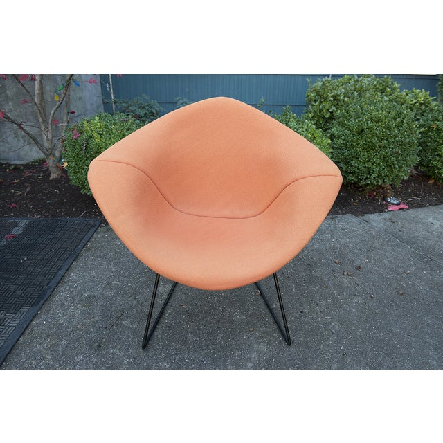 Vintage Harry Bertoia Diamond Chair by Knoll - Image 2 of 9