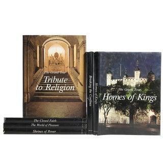 Grand Tour of Architectural Achievements Books - Set of 6