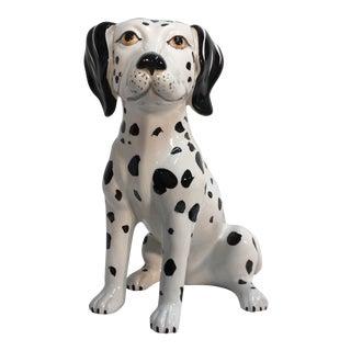 Italian Ceramic Dalmatian Figure