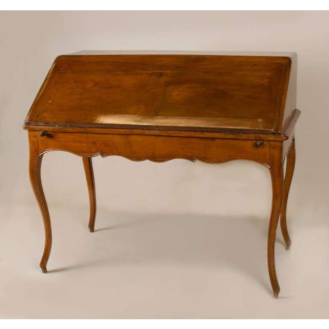 Circa 1825 French Slant Front Writing Desk - Image 6 of 7