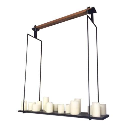 "Holly Hunt ""Altar"" Hanging Light - Image 1 of 9"