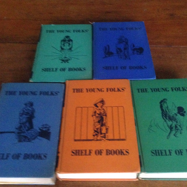 Mid-Century Children's Book Collection - Set of 5 - Image 3 of 11