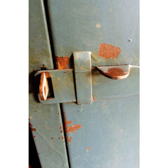 French Vintage 1 Door Locker - Image 5 of 7