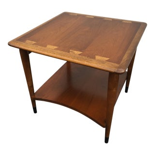 Mid-Century Lane Acclaim Square Side Table