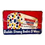 Image of Vintage Original Wonder Bread Sign