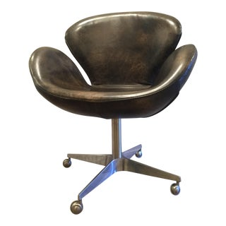 Mini Leather Devon Chair