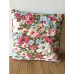 Image of Vintage Floral Pillows - Pair