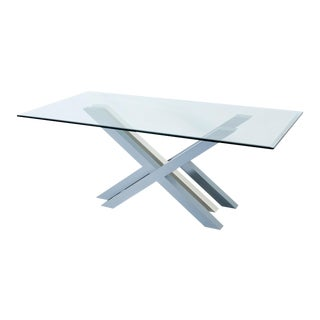 Italian Dining Table by Giovanni Offredi