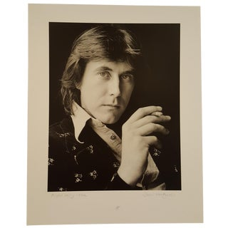 Bryan Ferry Photography by Barrie Wentzell