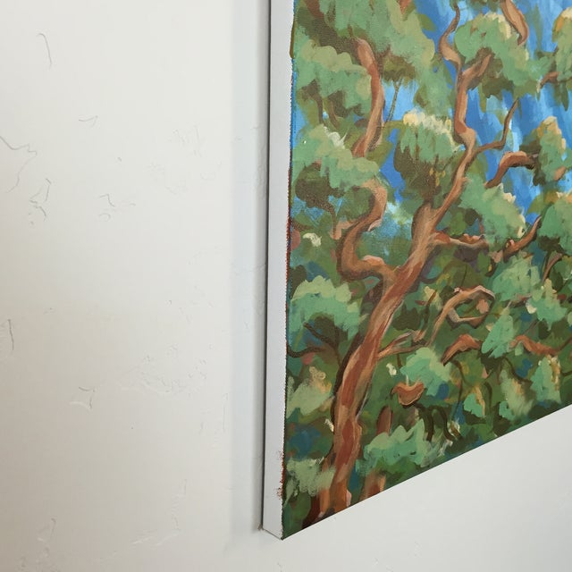 """Sugar Oak"" Acrylic on Canvas - Image 3 of 8"