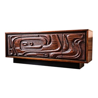 Witco Oceanic Tiki Dresser