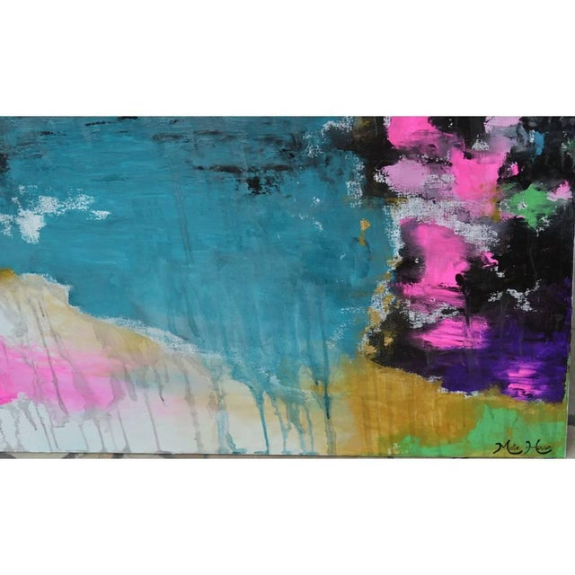Contemporary Abstract Painting by Mistie House - Image 3 of 10