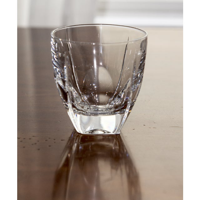 Czech Crystal Juice Glasses - Set of 6 - Image 2 of 3
