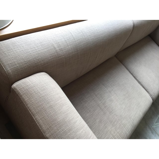 Cassina Met 250 Beige Sofa by Piero Lissoni - Image 8 of 10