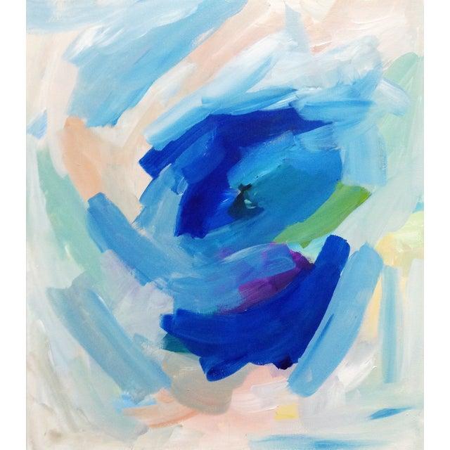 "Dani Schafer ""Hyacinthe"" Original 2014 Painting - Image 1 of 4"