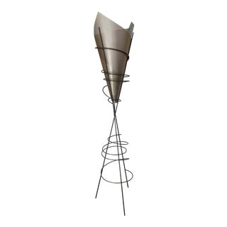 Artisan Steel Floor Lamp