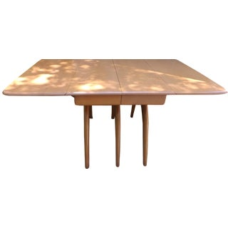 Heywood-Wakefield Triple Whale-Bone Dining Table
